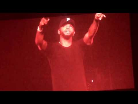 Bryson Tiller - Exchange (Live) - Set It Off Tour: Miami - 8/29/17