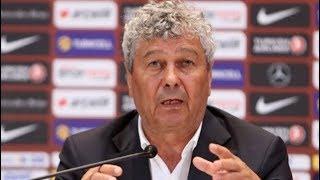 Lucescu, Bosna Hersek maçı sonrası basın toplantısı düzenledi