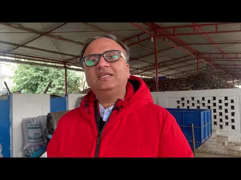Starting a waste / garbage processing business in Pakistan - explained by Bilawal Khan +92 332 536
