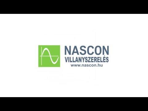 NASCON villanyszerelés