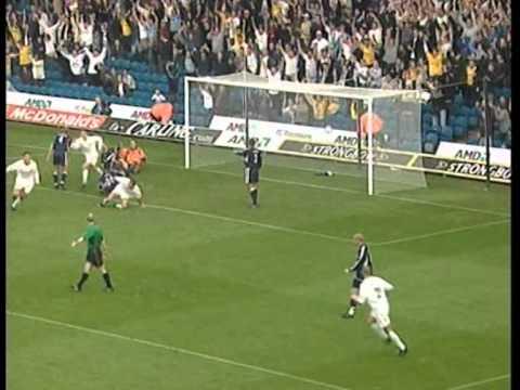 30/09/2000 Leeds United v Tottenham H
