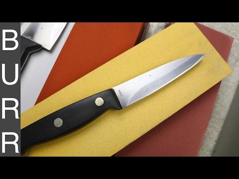 Sharpening Martha Stewart MSE World's Worst Knife