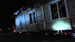 Yli satavuotias talovanhus siirrettiin Loviisasta Kouvolaan