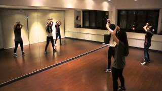 EXID _Ah Yeah dance cover 3_jimmy dance Joda老師