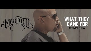 Maldito - What They Came For (Official Video 2018) thumbnail
