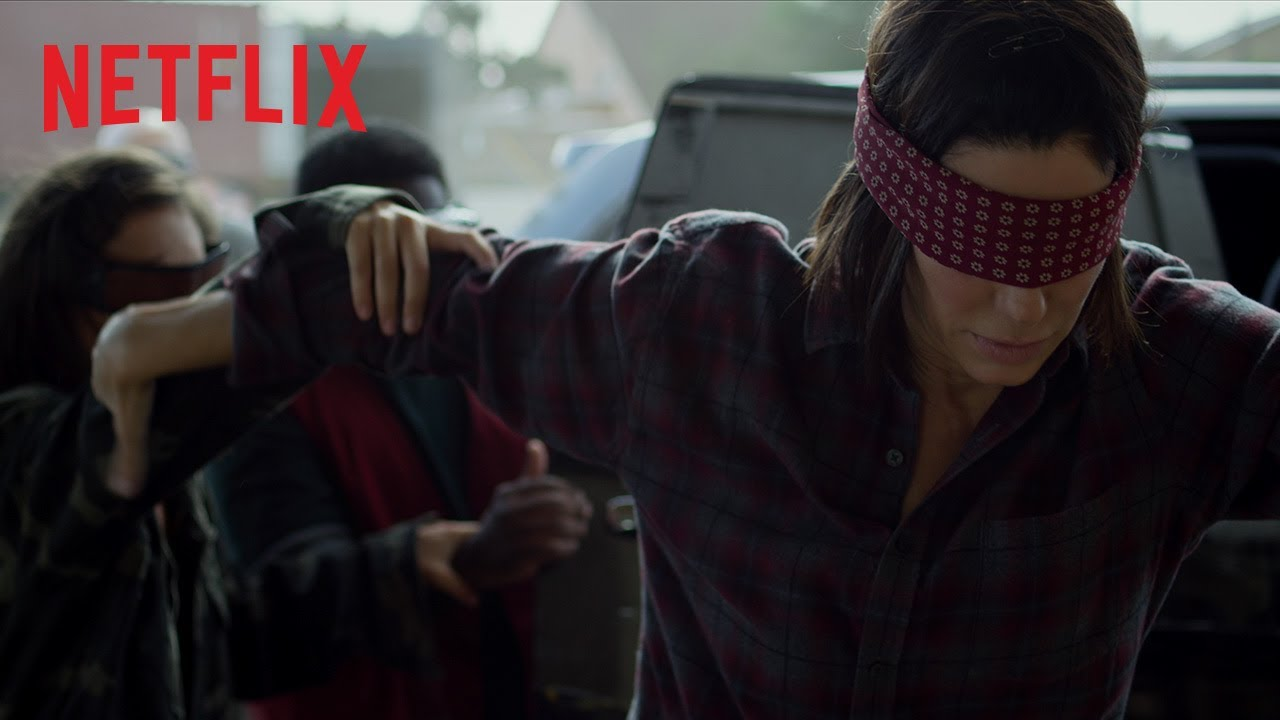 Bird Box Officiel Trailer Hd Netflix Youtube