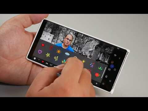 ОБЗОР | Редактор видео в Samsung Galaxy Note 10+