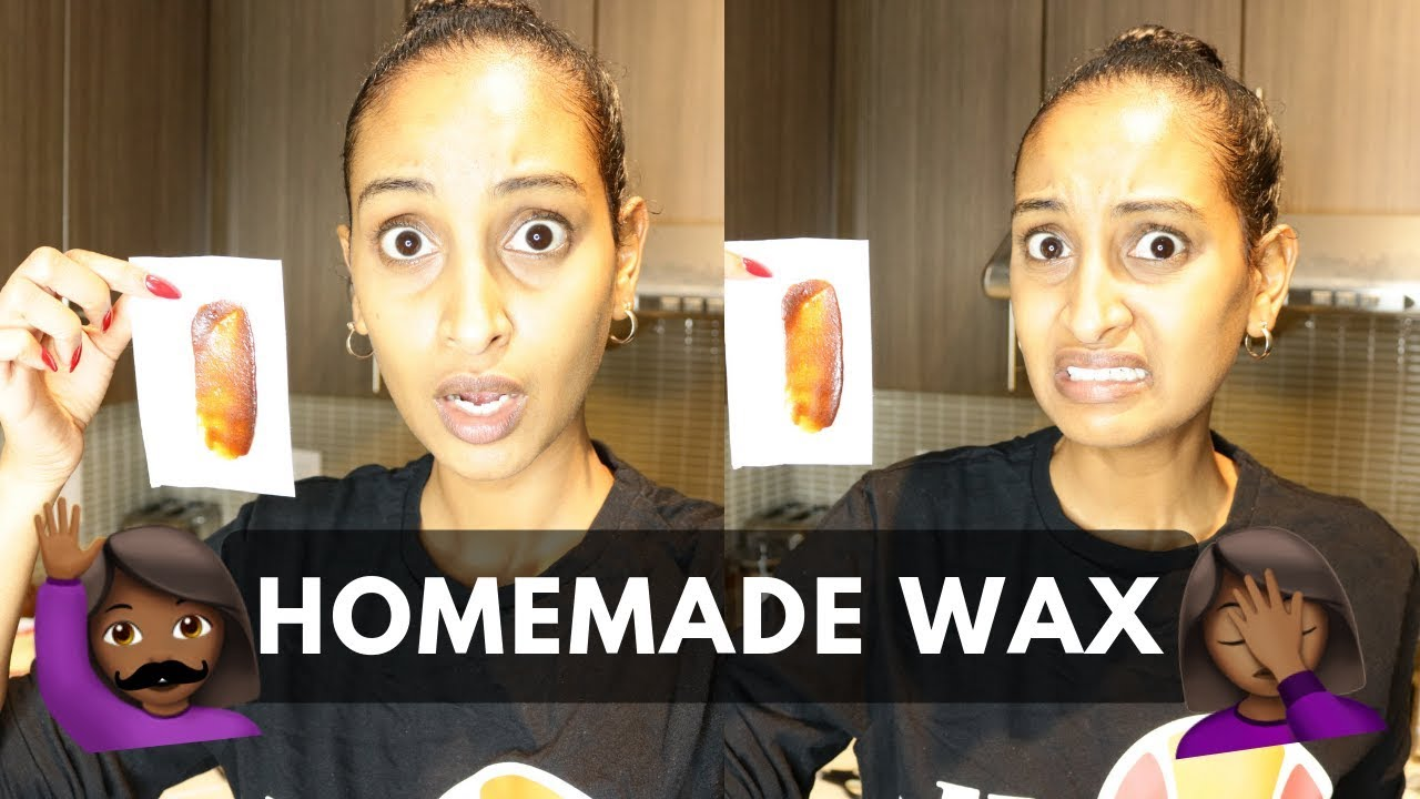 HAIR REMOVAL USING HOMEMADE WAX| Segen