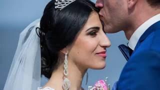 Свадьба Артем и Эрмине 2016г