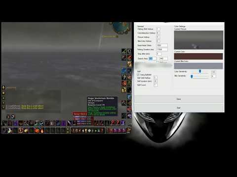 Fishit - Erklärung (Tutorial) World Of Warcraft Angelbot Classic - Battle For Azeroth (bfa)