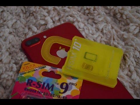 IPhone R-Sim или Neverlock? Неверлок по цене лоченого устройства