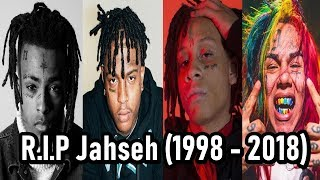 Rappers React to XXXTentacion's Death (Ski Mask the Slump God, Trippie Redd, 6ix9ine, Scarlxrd)