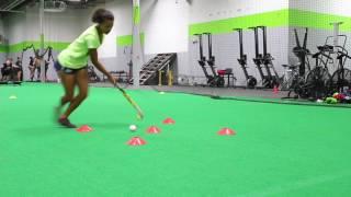 Field Hockey Footwork & Stickwork drills