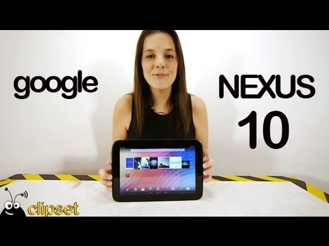 Google Nexus 10 review videorama