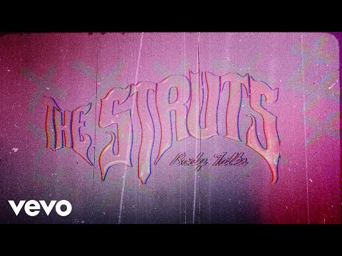 The Struts - Body Talks (Lyric Video)