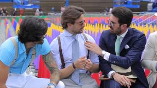The coolest documentary about PITTI UOMO FIRENZE