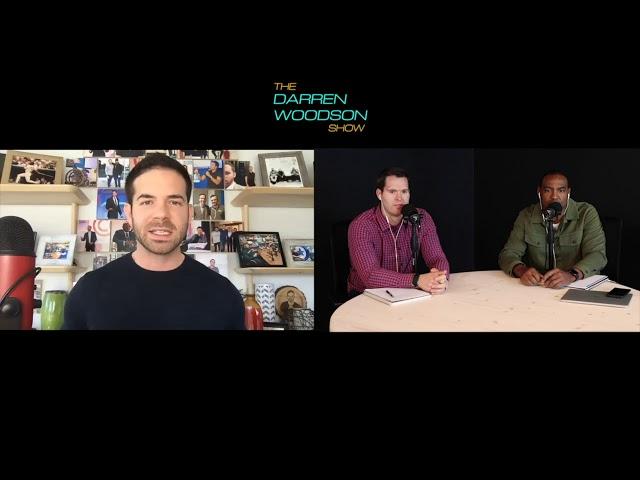 The Darren Woodson Show Ep. #89 Ryan Moran - 12 Months to $1 Million