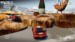 Table Top Racing: World Tour - All Coins Location - Unthinkable