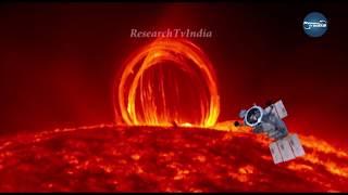 नासा का सूरज को छूने का खतरनाक मिशन Parker Solar Probe: Nasa launches mission to 'touch the Sun'