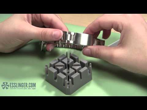 How to Remove Watch Band Screw Links