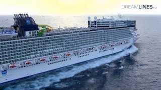 Norwegian Epic - вся информация, экскурсия по кораблю(, 2013-11-12T15:38:27.000Z)