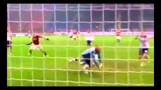 20 Ocak 2013 Milan 2-1 Bologna Maç Özeti