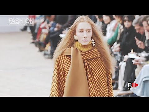 BEAUTIFUL PEOPLE Highlights Fall 2018/2019 Paris - Fashion Channel