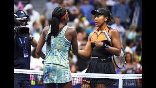 Naomi Osaka and Coco Gauff Reflect On Round 3 Match | US Open 2019
