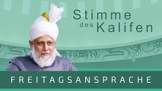 HD Freitagsansprache 07.08.2020 | Die Zeit des universellen Sieges des Islam.