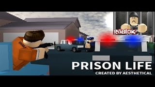 Police and thief Roblox #2