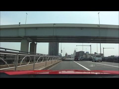 煽り運転のアウディが小松川警察に捕まった瞬間。