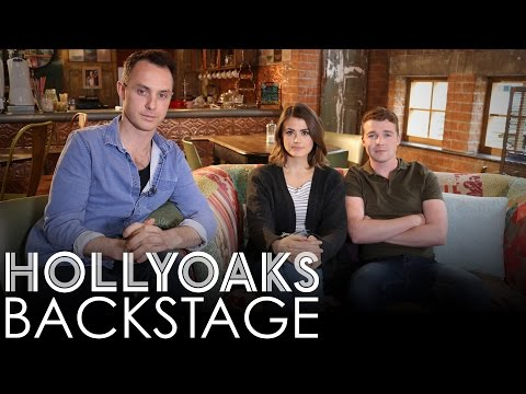 #HollyoaksConsent: Greg, Sophie and Ben discuss the dropped charges