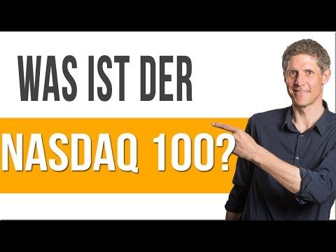 Was ist der NASDAQ 100? - Einfach erklärt in 53 Sekunden