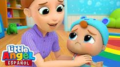 ¡El Bebé está Enfermito y otras Aventuras!   Canciones Infantiles   Little Angel Español