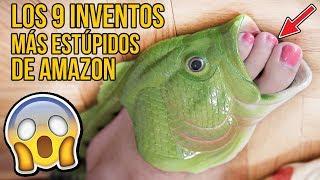 Los 9 inventos MÁS ESTÚPIDOS de AMAZON (RECOPILACIÓN)