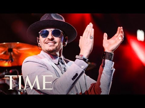 Download Youtube: Linkin Park Lead Singer Chester Bennington Dies Of Apparent Suicide At Age 4: In Memoriam | TIME