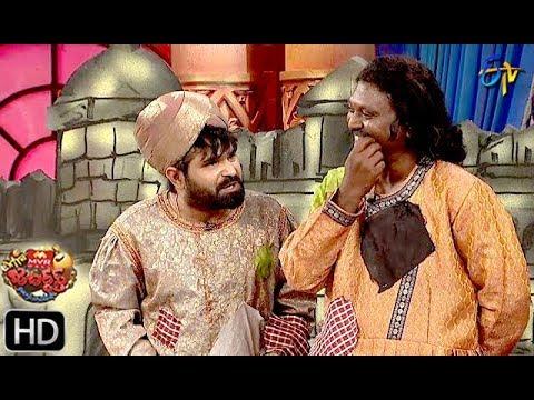 Chalaki Chanti&Sunami Sudhakar Performance | Extra Jabardasth | 11th January 2019   | ETV Telugu