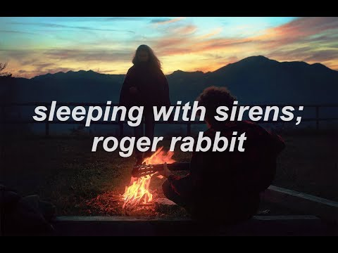 sleeping with sirens; roger rabbit  traducida al español