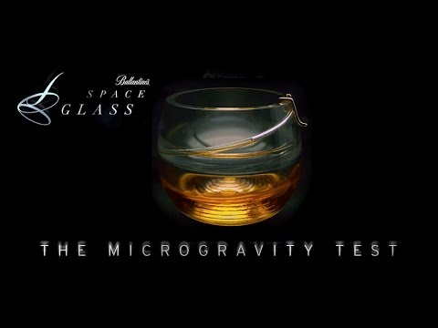 Space Glass Project: The Microgravity Test