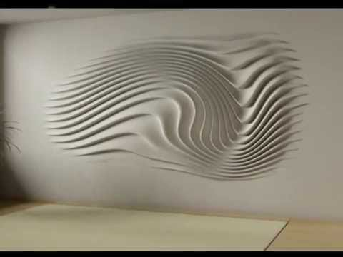 Nice Wall Relief Decoration   Interior Design