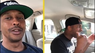 Gillie Da Kid Clowns Cousin For Getting Laid Out After Dancing With Man's Girl!