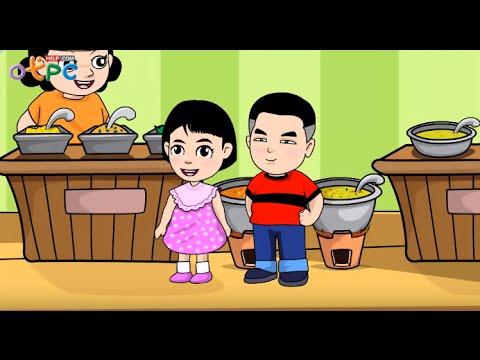 อาหารดีมีคุณภาพ - สื่อการเรียนการสอน ภาษาไทย ป.3