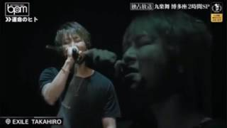 EXILE TAKAHIRO「運命のヒト」 ソロ TAKAHIRO 検索動画 10