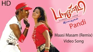 Masi Masi (Remix) Video Song | Raghava Lawrence | Sneha | Srikanth Deva | Rasu Madhuravan |