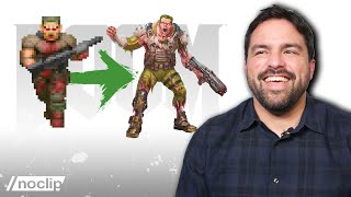 Designing DOOM Eternal's New & Classic Demons