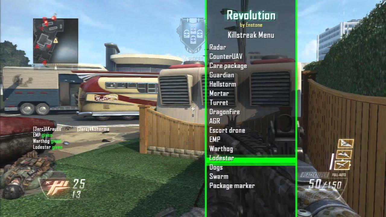 Hack 1 15 Mod Menu Black Ops 2 Revolution V1 - Year of Clean
