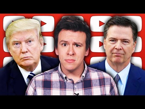 Thumbnail: SKETCHY or JUSTIFIED?! Breaking Down FBI Director James Comey's Firing and more