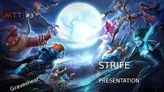 MTT #3 - STRIFE / Test et présentation de la BETA - Gameplay FR