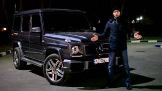 "Mercedes G320. Гелик из ""Бригады"" Тест-драйв"