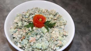 САЛАТ ЛЕДИ-салат для праздничного стола